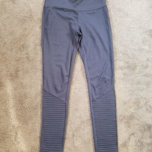 Thread 4 thought navy moto legging M